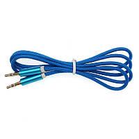AUX кабель плетеный 2 метра