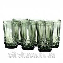 Набір склянок Малахіт, 300 мл, фото 2