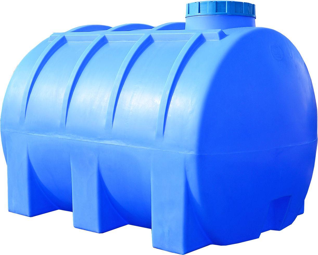 Бак, бочка 3000 л емкость усиленная для воды пищевая