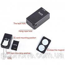 GPS-Трекер мини SIM GF-07 с микрофоном GSM/GPRS Seuno, фото 3