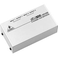 Усилители звука Behringer HD400