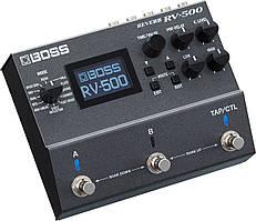 Гитарная педаль Boss RV-500