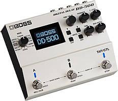 Гитарная педаль BOSS DD500 Digital Delay
