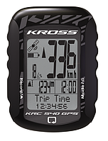 Велокомпьютер беспроводной Kross KRC 540GPS