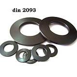 Шайба тарілчаста Ф22.5 DIN 2093, фото 6
