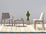 Крісло Ginevra lounge antracite, фото 5