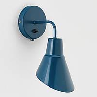 Настенный светильник Nils синий