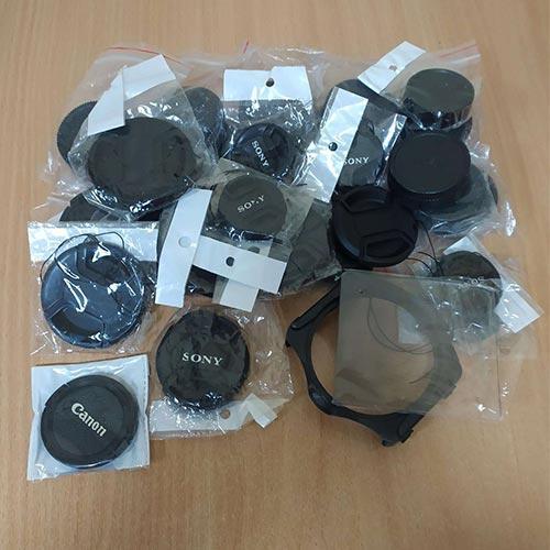 Набор крышек на объектив Canon, Sony, Nikon, фототовары, УЦЕНКА Р10