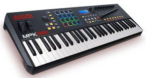 Миди-клавиатуры Akai MPK261