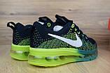 Кроссовки распродажа АКЦИЯ 550 грн Nike Air Max 43й(28см), 45й( 29см) последние размеры люкс копия, фото 3