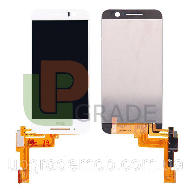 Дисплей HTC One S9 тачскрин сенсор, белый