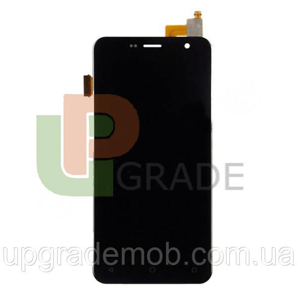 Дисплей Prestigio MultiPhone PSP3512 Muze B3 тачскрин сенсор модуль, черный