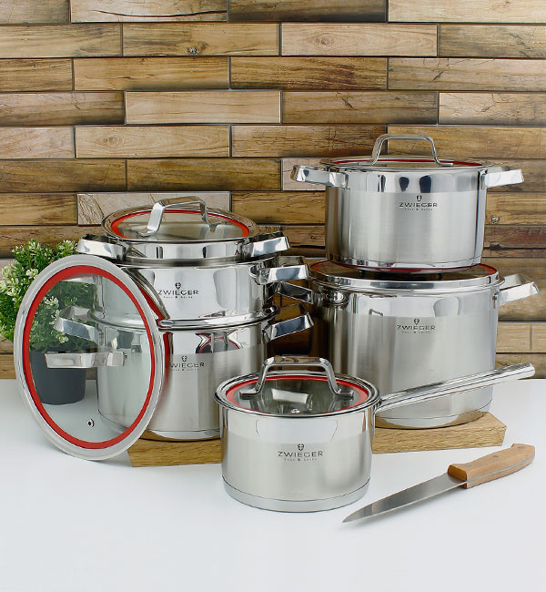 Наборы посуды Zwieger Klassiker 370275