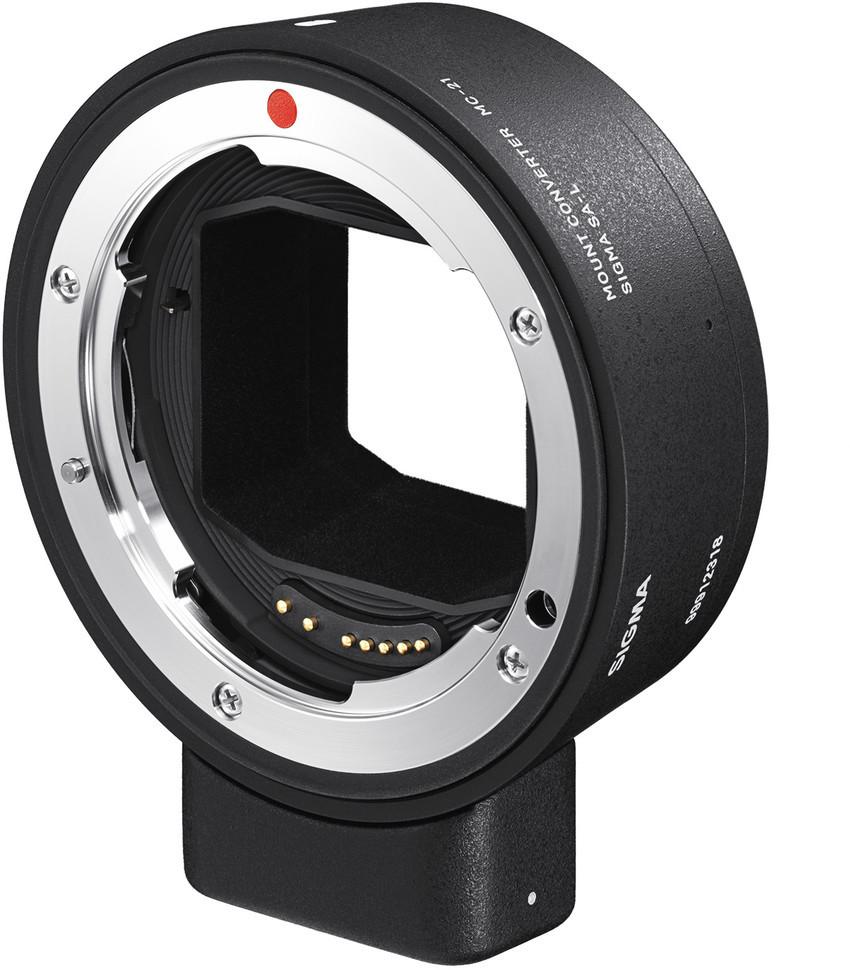 Адаптеры и телеконвертеры Sigma MC-21 (L / Canon EF)