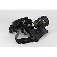 Налобный фонарь BL POLICE 2188B 158000W T6 фонарик 1050 Lumen (код: 44403 )