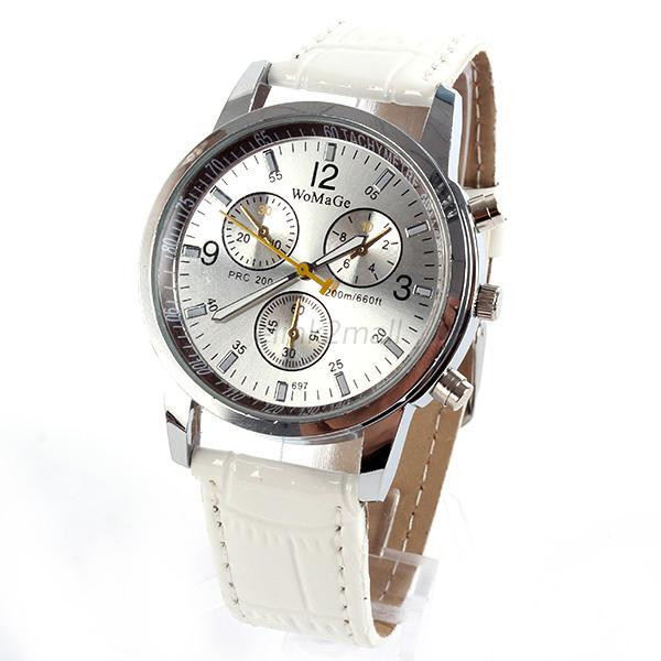 Женские часы WoMaGe PRC200 White
