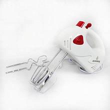 Ручний міксер Crownberg CB 432 з віночками і гаки для тіста (код: 47838 )