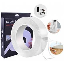 Многоразовая крепежная лента Mindo Ivy Grip Tape 3 м (код: 47935 )