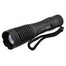Тактический фонарь POLICE BL 1837 T6 50000W фонарик 1000 Lumen (код: 44292 )