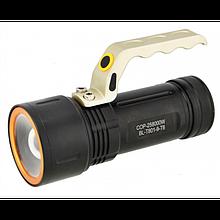 Фонарь прожектор фонарик T801 с зумом 158000W (код: 34011 )
