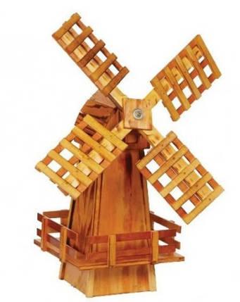 Декоративный ветряк, фото 2