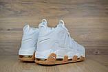 Кроссовки мужские распродажа АКЦИЯ 750 грн Nike Air More Uptempo 43й(27,5см), 44й(28см), 45й(28,5см)люкс копия, фото 3