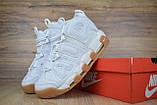 Кроссовки мужские распродажа АКЦИЯ 750 грн Nike Air More Uptempo 43й(27,5см), 44й(28см), 45й(28,5см)люкс копия, фото 8