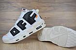 Кроссовки мужские распродажа АКЦИЯ 750 грн Nike Air More Uptempo 45й(28,5см)люкс копия, фото 7