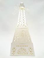 "Подарочная коробочка ""Эйфелева башня"" (бонбоньерка)"