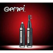 Триммер универсальный Gemei GM-3109 2 в 1 бритва для носа и ушей