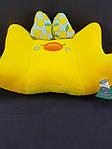 Импортная подушка уточка для сна и путешествий, фото 4