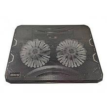 Охлаждающая подставка для ноутбуков Notebook Cooling Pad N130 (код: 47802 )