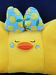 Импортная подушка уточка для сна и путешествий, фото 7