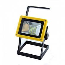 Ручной прожектор с полицейской мигалкой X-Balong 204 (код: 45544 )