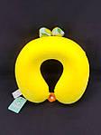 Импортная дорожняя подушка для детей, фото 2