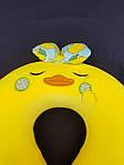 Импортная дорожняя подушка для детей, фото 4