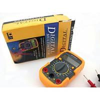 Мультиметр тестер цифровой HLV UK-830LN