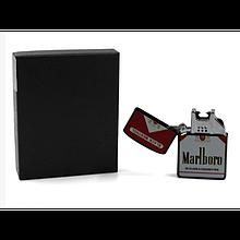 Електроімпульсна запальничка ZGP 21 дугова usb запальничка юсб Marlboro (код: 47413 )