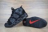 Кроссовки мужские распродажа АКЦИЯ 750 грн Nike Air More Uptempo 44й(28см) люкс копия, фото 6
