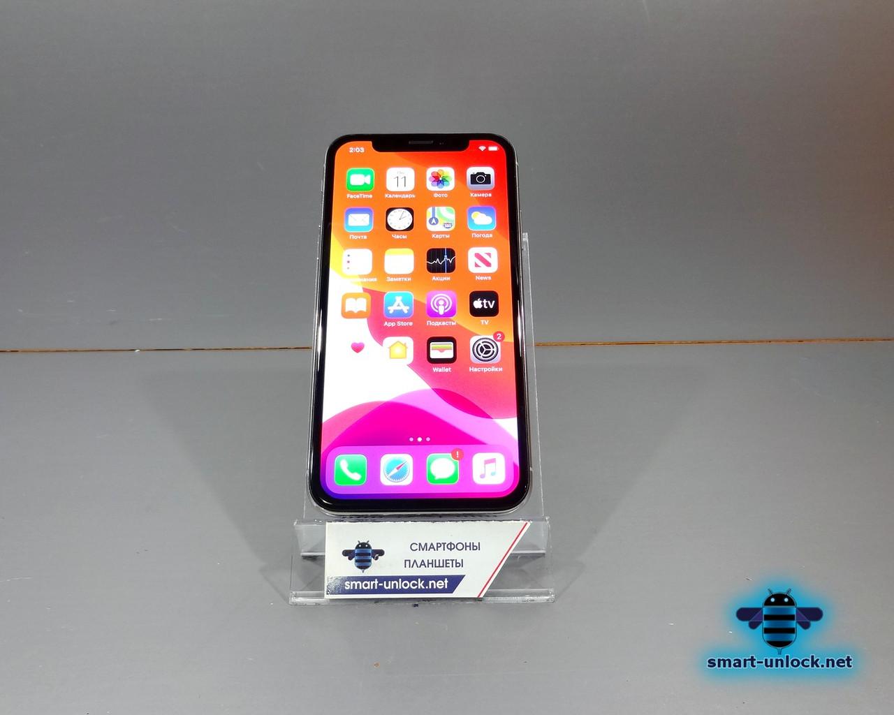 Телефон, смартфон Apple iPhone X 64gb Neverlock Покупка без риска, гарантия!