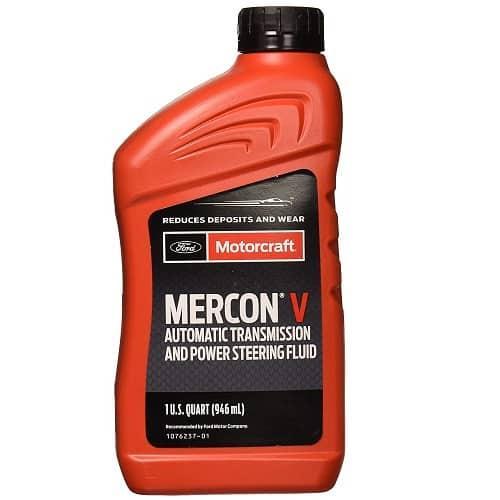 Трансмиссионное масло Ford Motorcraft Mercon V 0.946 л.