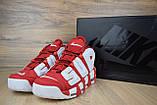 Кросівки чоловічі розпродаж АКЦІЯ 750 грн Nike Air More Uptempo 46 ( 29.5 см) копія люкс, фото 4