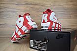 Кросівки чоловічі розпродаж АКЦІЯ 750 грн Nike Air More Uptempo 46 ( 29.5 см) копія люкс, фото 6