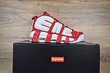 Кросівки чоловічі розпродаж АКЦІЯ 750 грн Nike Air More Uptempo 46 ( 29.5 см) копія люкс, фото 7