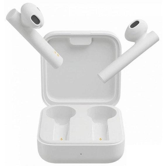 Наушники беспроводные гарнитура Xiaomi Mi Air 2 SE White (BHR4089GL)