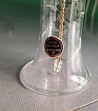 Стеклянный колокольчик с цветочным орнаментом, MURANO, Италия, фото 4
