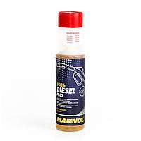 Diesel Plus / Багатофункційний мегаконцетрат для дизельних д.в.з.  0,25 L