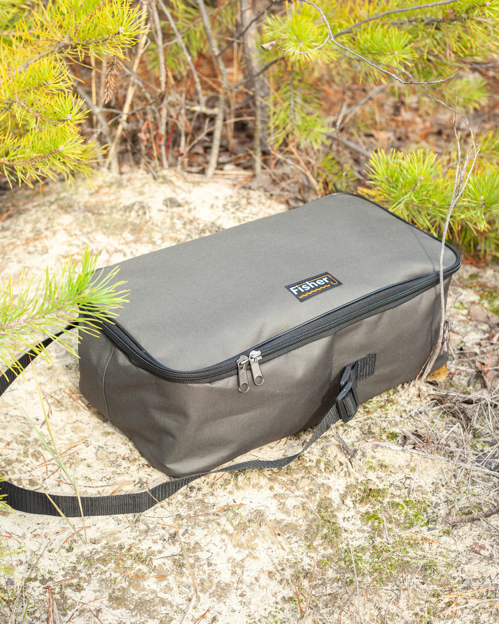 Сумка для жерлиц, Транспортувальна сумка для жерлиц, Fisher 10шт