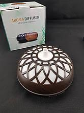Импортный увлажнитель воздуха Aroma diffuser 7 color