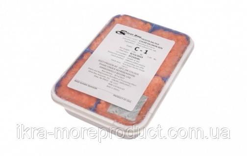 Икра кеты солено-мороженая ТМ Silver Bat 1 кг*250, 1 сорт